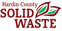 Hardin County Solid Waste Logo